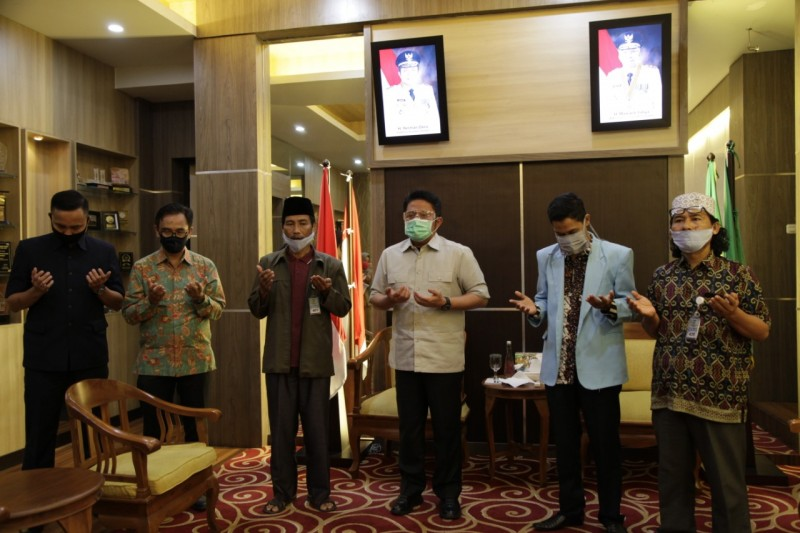 HD Gandeng BKPRMI, Forpes dan PMM Sosialisasikan Persiapan New Normal
