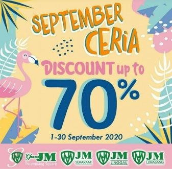 September Ceria JM GROUP