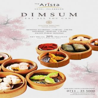 Dimsum The Arista Hotel